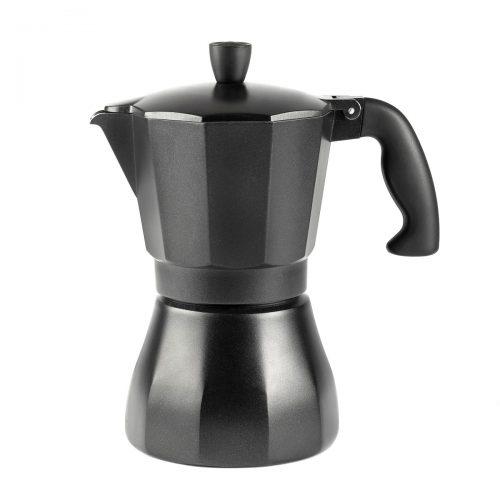 Cafetera de aluminio Black