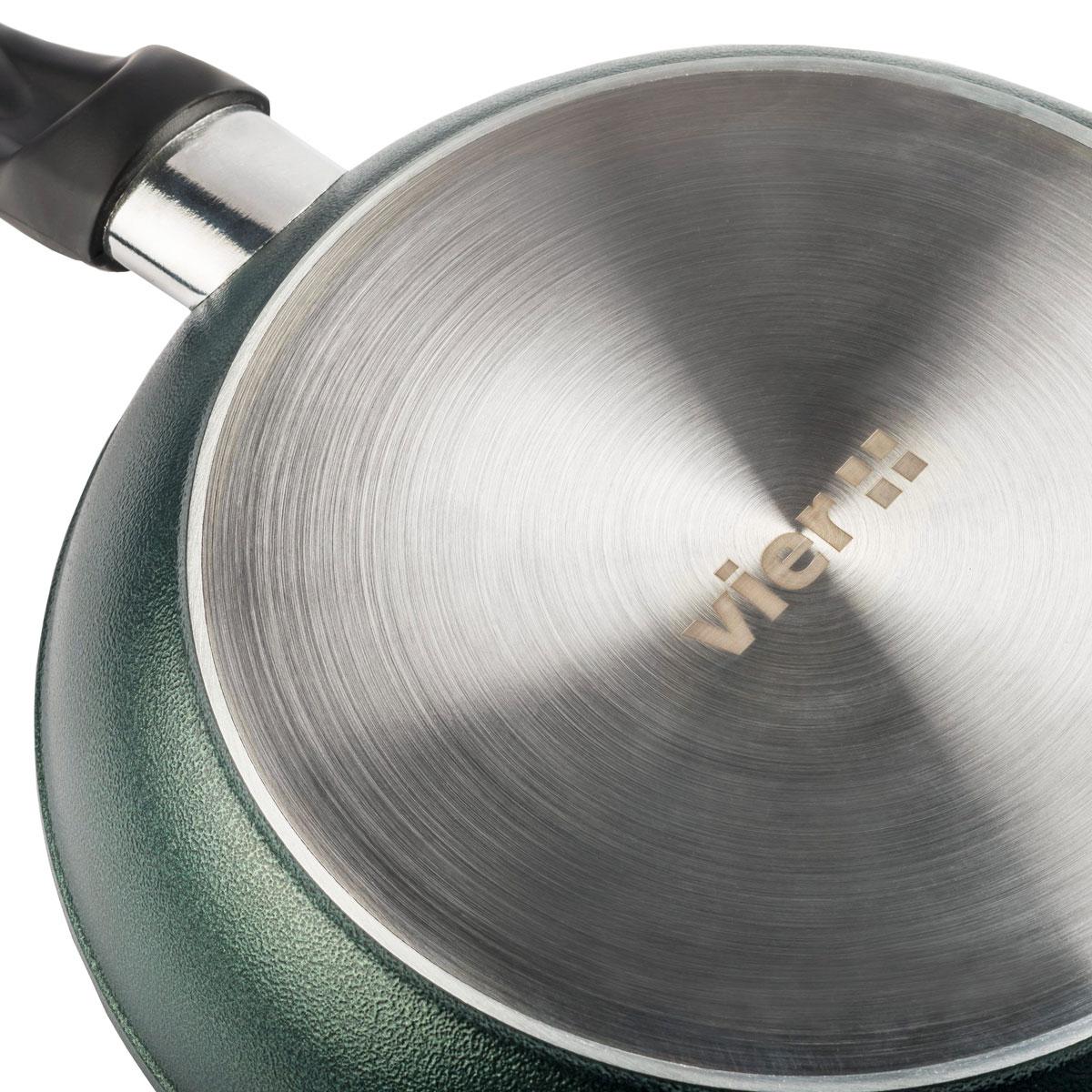 Sartén de aluminio forjado